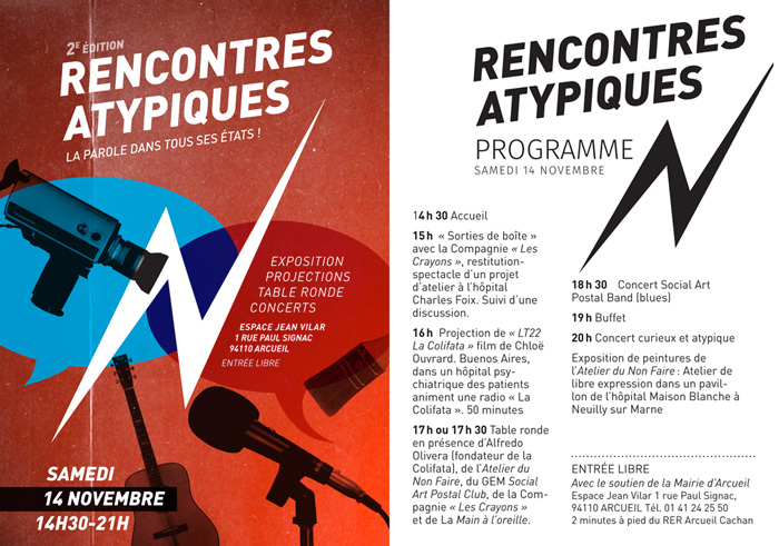 Rencontre atypique definition